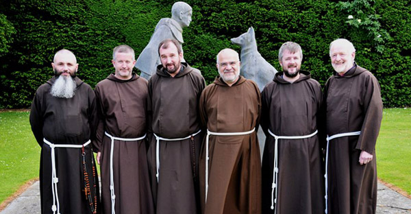 """We are """"Friars"""""""