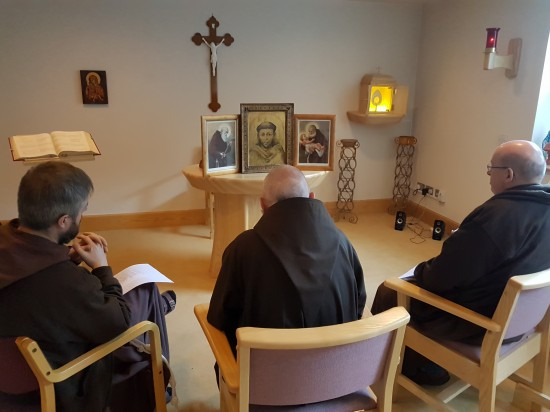 Got some questions about the Capuchin vocation?