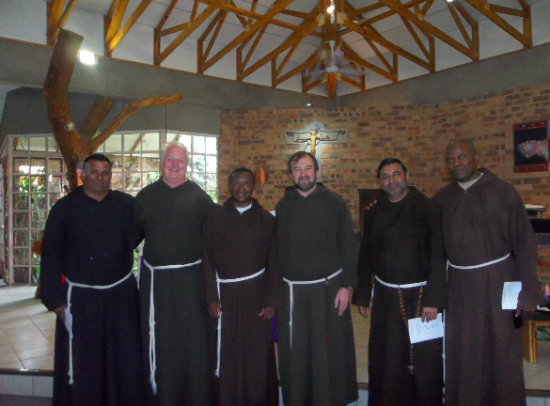 Ordination to the Sacred Diaconate of Brother Martin Bennett