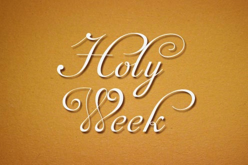 Easter Ceremonies and Cultural Events in Church St and Halston St Holy Week 2016