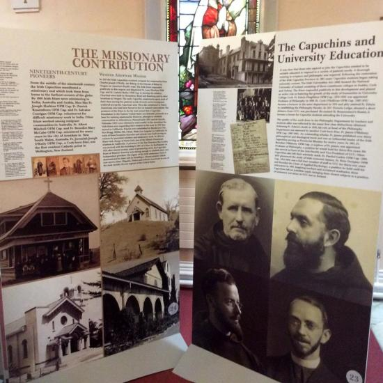 Come and Celebrate 400 years of Capuchin Service in Ireland with us! Heritage Conference this Weekend!