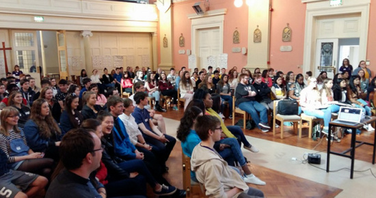 World Youth Day: Faith in Action
