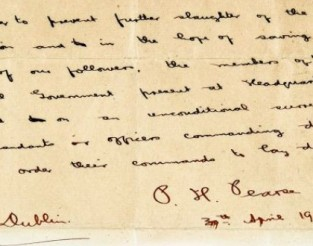pearse-letter
