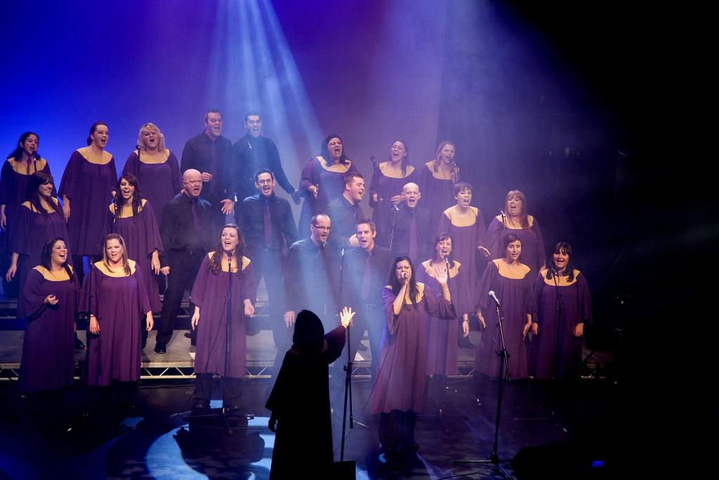 Dublin Gospel Choir Mass 2nd And 4th Sundays In Church