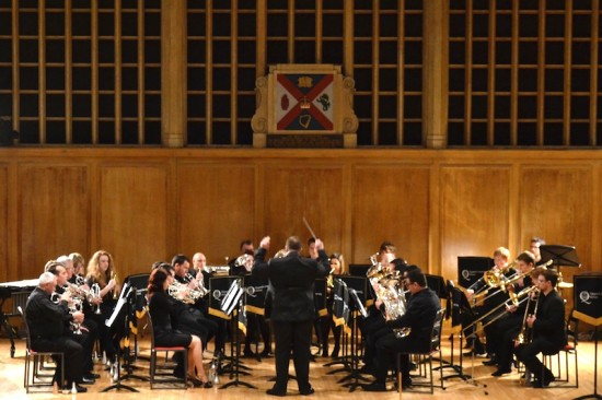 Sat 18th Feb: Queen's University Symphony Orchestra Concert in Church St.