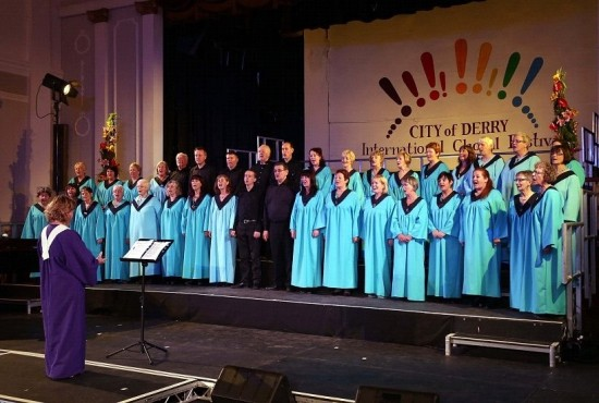 Colmcille Gospel Choir to visit Ards Friary