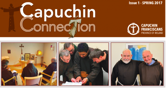 Capuchin Connection Archive Now Available