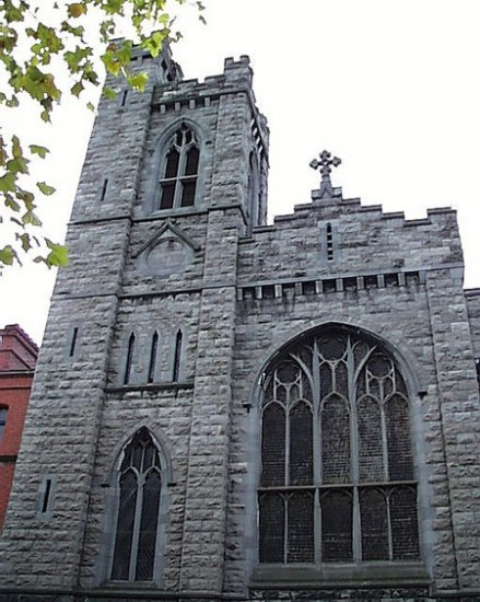 Job Vacancy - Halston Street Parish, Dublin 7.