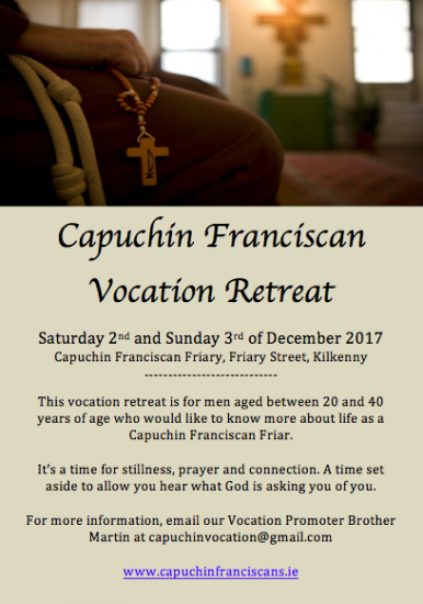 VocationRetreatKilkenny2017