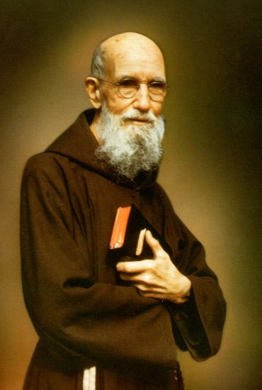 Mass of Thanksgiving for Beatification of Fr. Solanus Casey