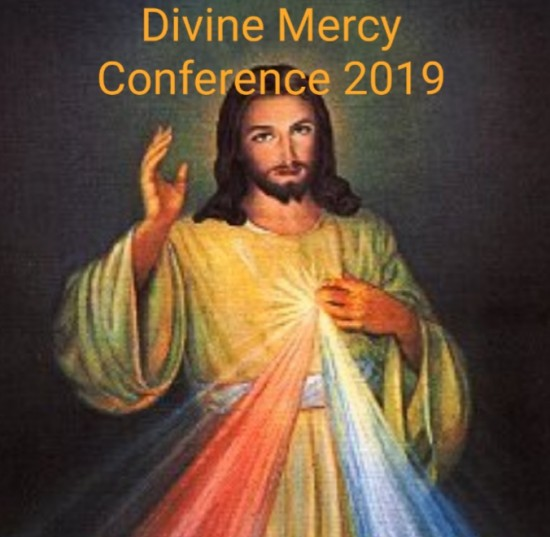 Capuchins at the Divine Mercy Conference 2019