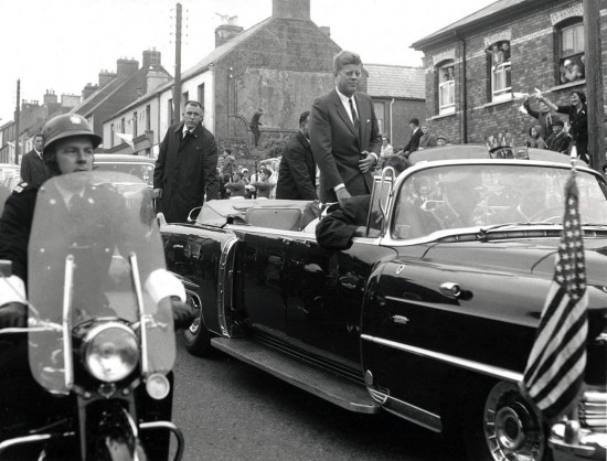 The Day President Kennedy came to Cork