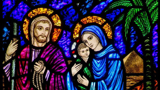 Gospel Reflection for Holy Family Sunday