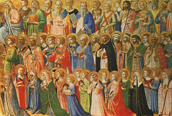Gospel Reflection - All Saints' Day