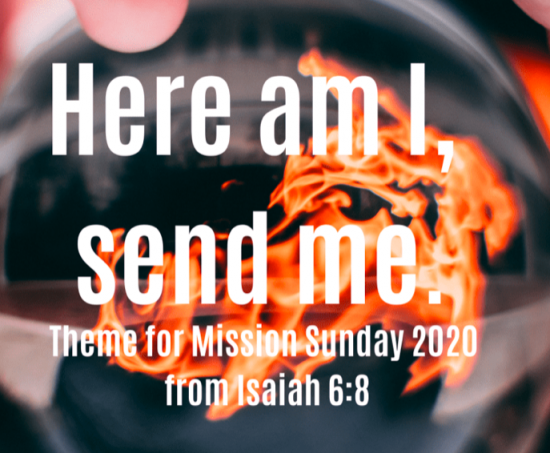 World Mission Sunday 2020