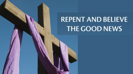 Gospel Reflection for the First Sunday in Lent, year B