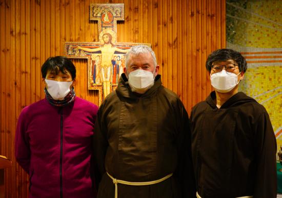 New Leadership Team in the Custody of South Korea
